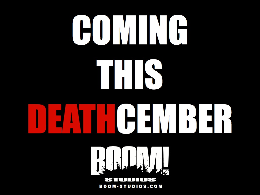 DEATH002 Paul Jenkins and Carlos Magno turn December into DEATHcember