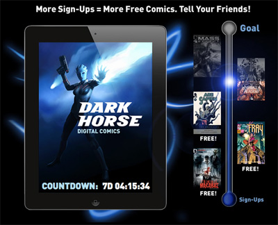 DH_digitalcountdown Dark Horse Digital arrives April 27th