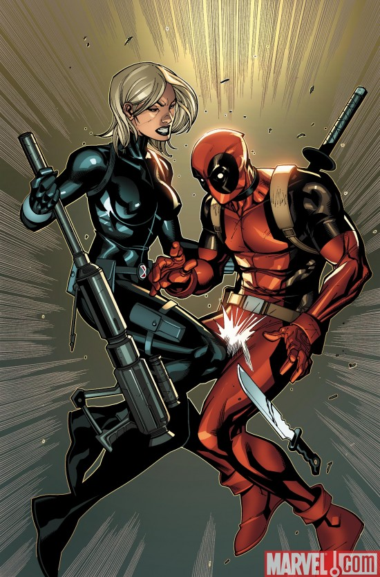 DPOOL9_2nd Deadpool's Battle with The Thunderbolts Leads to Another Sell-Out