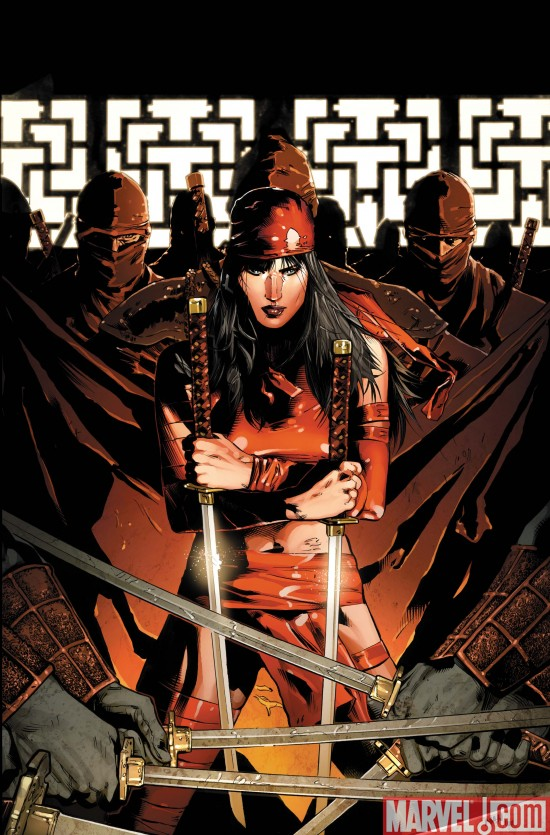 DR_Elektra_01_CoverCM Dark Reign Elektra #1 Preview