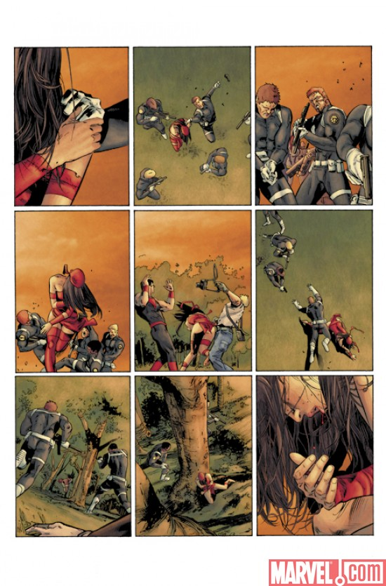 DR_Elektra_01_Preview2 Dark Reign Elektra #1 Preview