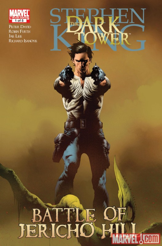 DT_BattleofJerichoHill_01_Cover Dark Tower: The Battle of Jericho Hill Begins Today