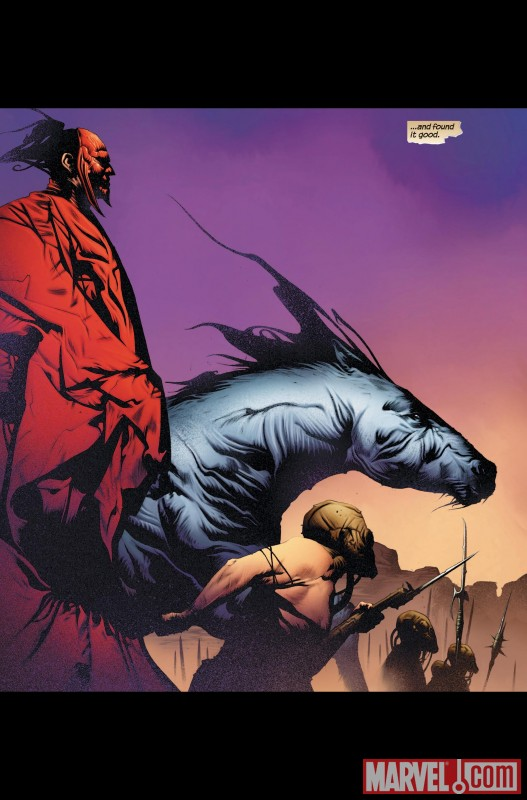 DT_BattleofJerichoHill_01_Preview6 Dark Tower: The Battle of Jericho Hill Begins Today