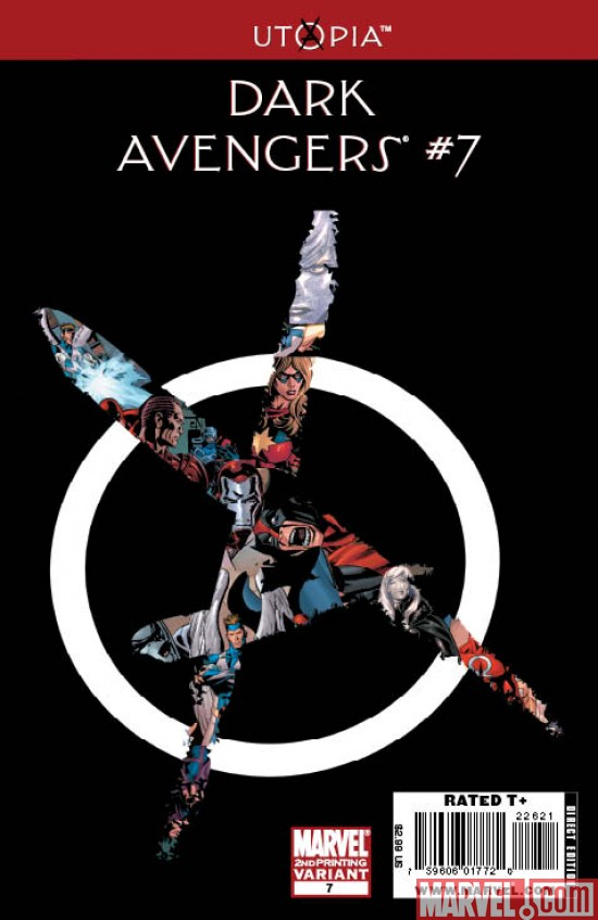 DarkAvengers_07_SecondPrintingVariant Dark Avengers #7 Sells Out, Returns with Second Printing