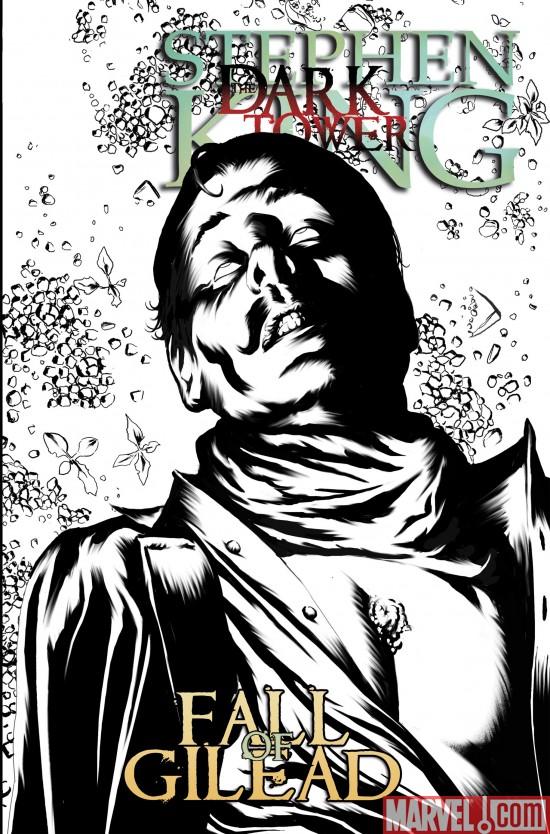 DarkTower_FoG_03_SketchCover Dark Tower: Fall of Gilead #3 On Sale Now