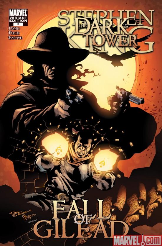 DarkTower_TheFallofGilead_05_SandovalCover Preview of Dark Tower The Fall of Gilead #5