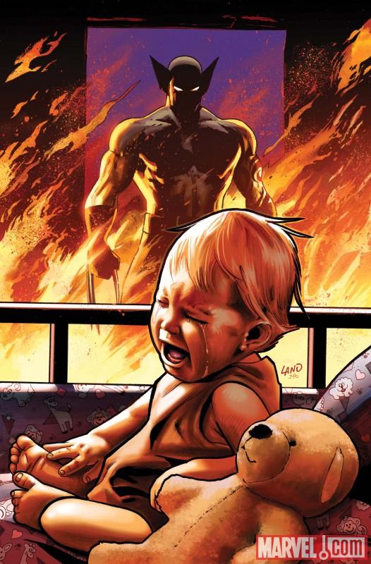 DarkWolverine_80_Cover Preview Daken's Revenge and Dark Wolverine issue 80