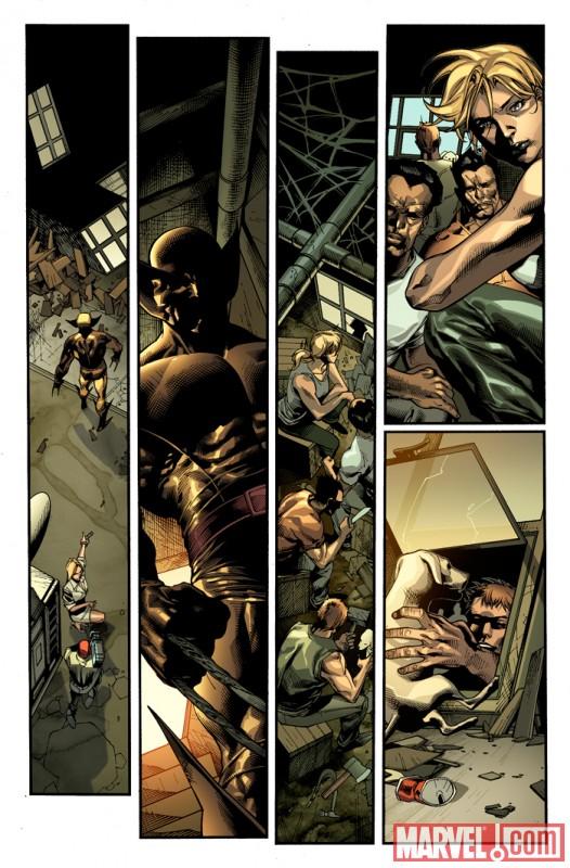 DarkWolverine_80_Preview3 Preview Daken's Revenge and Dark Wolverine issue 80
