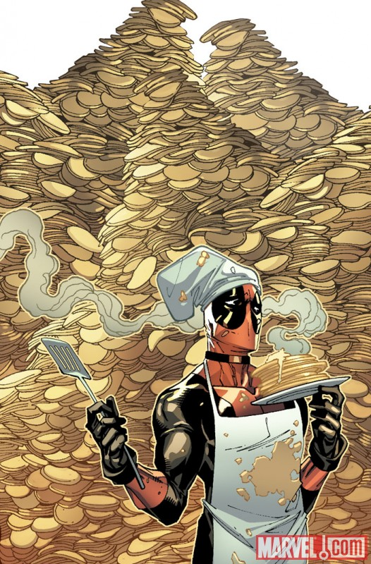 Deadpool_16_SecondPrintingVariant Deadpool Issue 16 Sells Out And Returns With A Second Printing