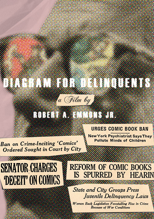 DiagramforDelinquents Four Color Commentary: Diagram For Delinquents