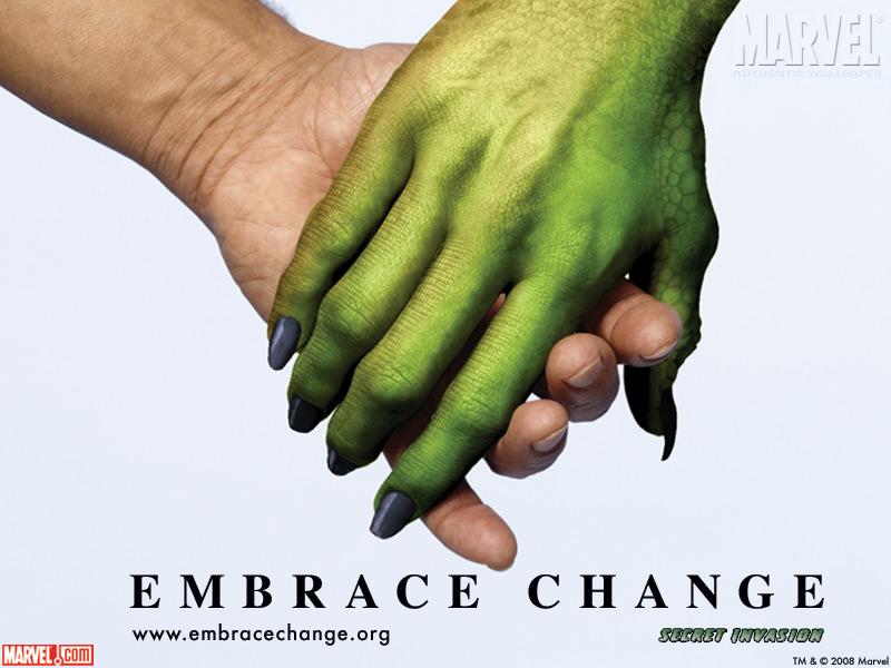 Embrace_Change Marvel Debuts EMBRACE CHANGE Commercial on ESPN2 Tonight