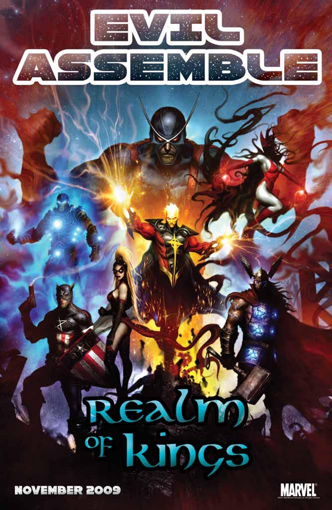 EvilAssemble Realm Of Kings: Evil Assembles
