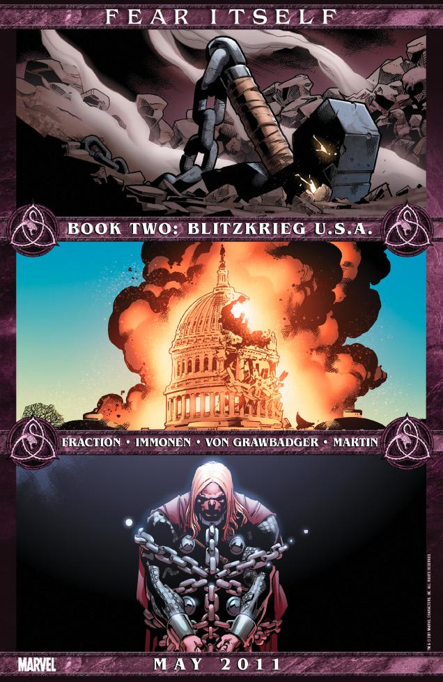 FEARITSELF_2_TEASER Coming In FEAR ITSELF Book Two: Blitzkrieg U.S.A