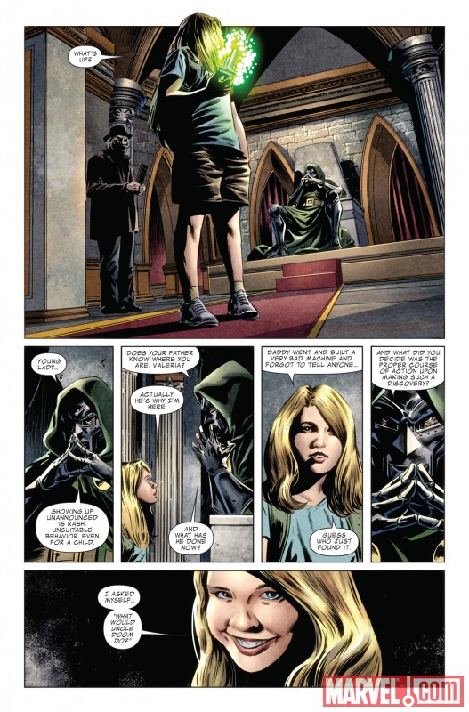 FF_583_PREVIEW3 First Look At FANTASTIC FOUR: THREE