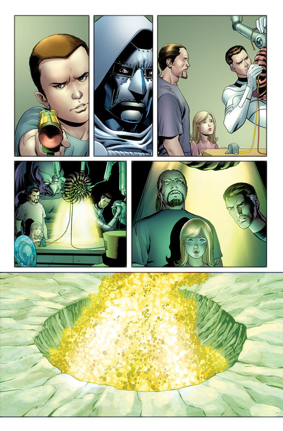 FF_5_Preview2 First Look at FF #5