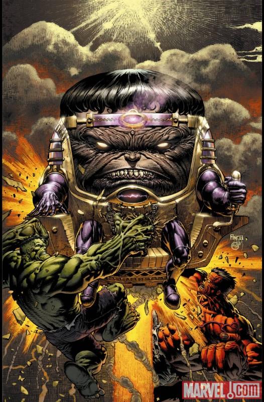 FallOfTheHulks_Alpha_Variant Preview Fall of The Hulks Alpha