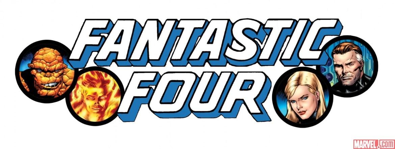 FantasticFour_570_NewLogo Presenting The New Fantastic Four Logo