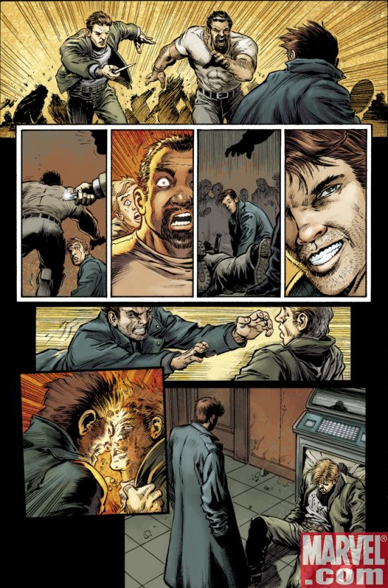 GRDannyKetch_01_Preview3 Ghost Rider: Danny Ketch #1 Preview
