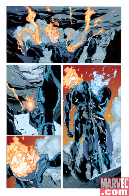 GhostRider_29_Preview2 Ghost Rider #29 Preview