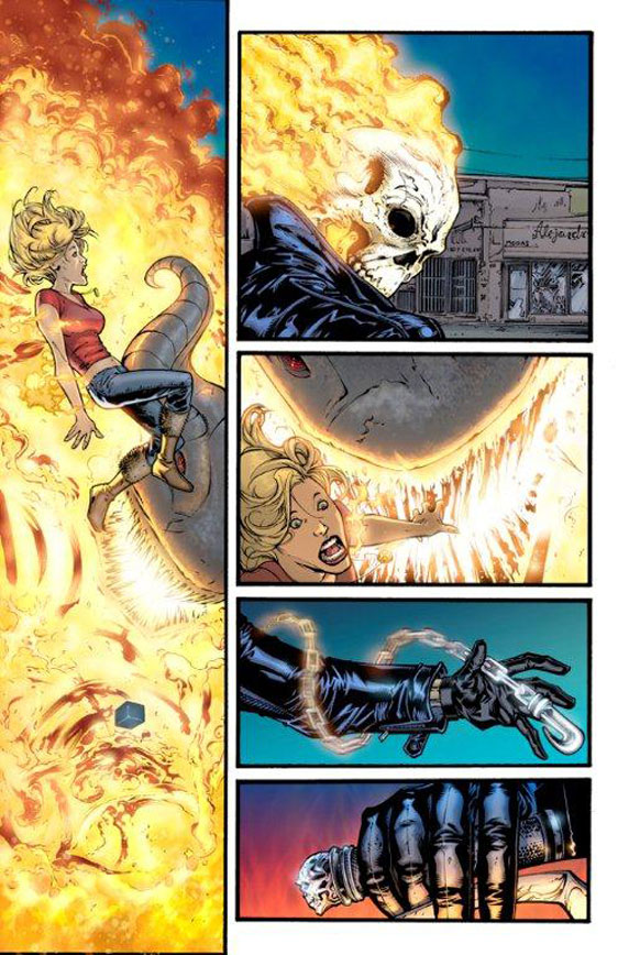 GhostRider_p1_Preview2 First Look at GHOST RIDER #0.1