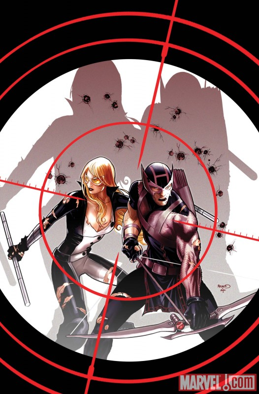HEMB_3_COVER First Look At HAWKEYE AND MOCKINGBIRD #3