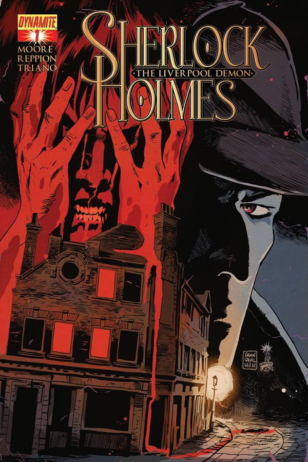HolmesDemon01_0 Sherlock Holmes faces THE LIVERPOOL DEMON this December