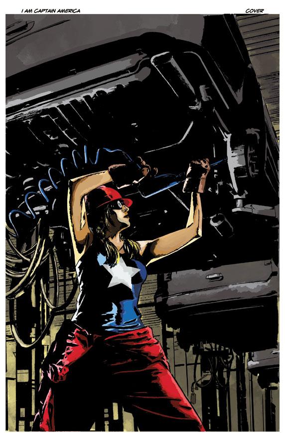 I-am-Cap-ASM-665 Marvel unleashes I AM CAPTAIN AMERICA variant covers