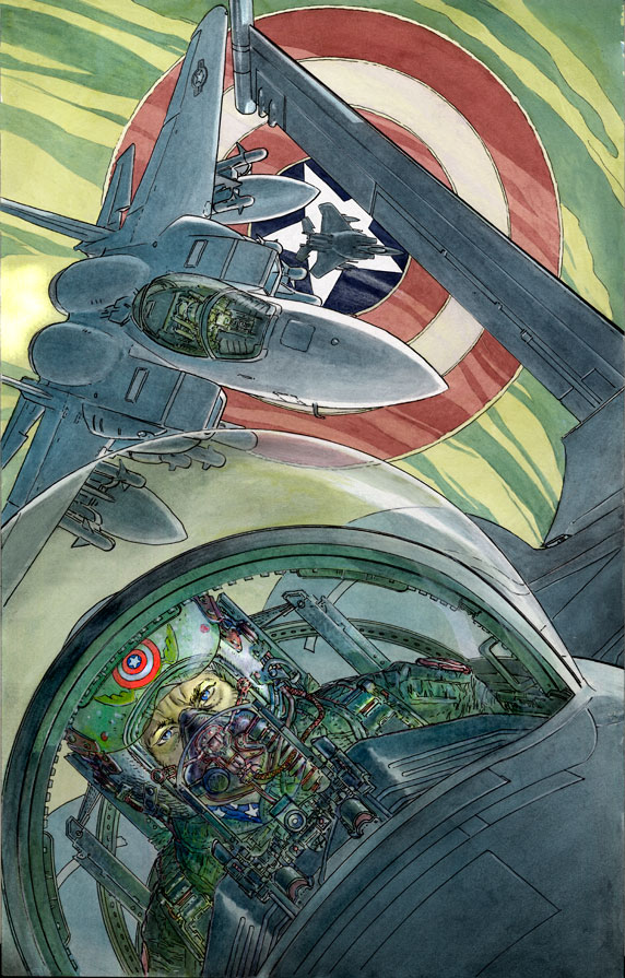 I-am-Cap-Wolverine-Best-There-Is-7 Marvel unleashes I AM CAPTAIN AMERICA variant covers