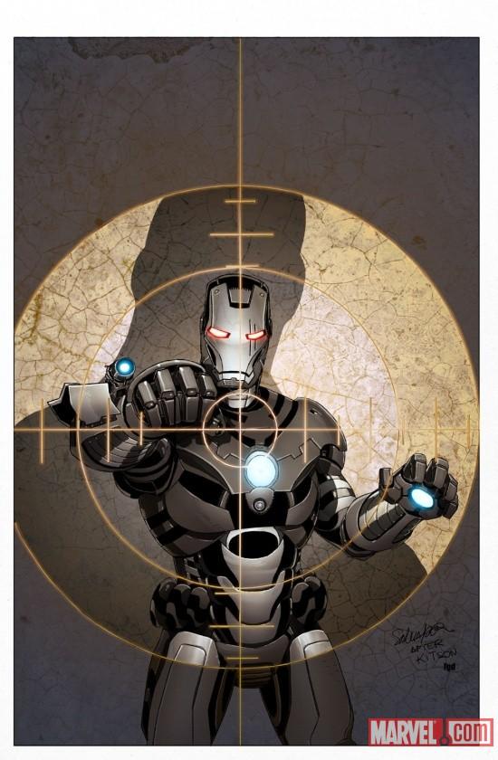 IM20_4_Cover Iron Man 2.0: War Machine Evolved