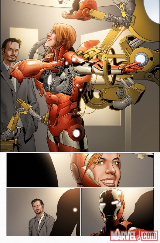 INVIRONMAN_29_Preview6 First Look At INVINCIBLE IRON MAN #29