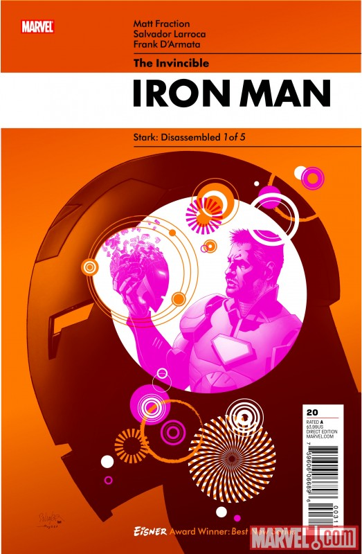 InvincibleIronMan_20_Cover Preview the status quo shattering Invincible Iron Man issue 20