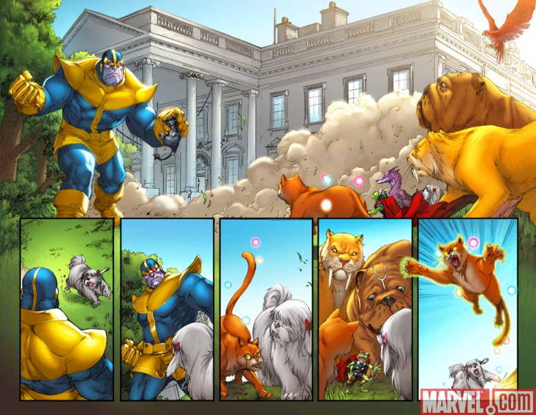 LockjawAndThePetAvengers_04_Preview2 Lockjaw And The Pet Avengers #4 Preview