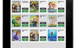 MADappiPad DC launches MAD magazine iPad app