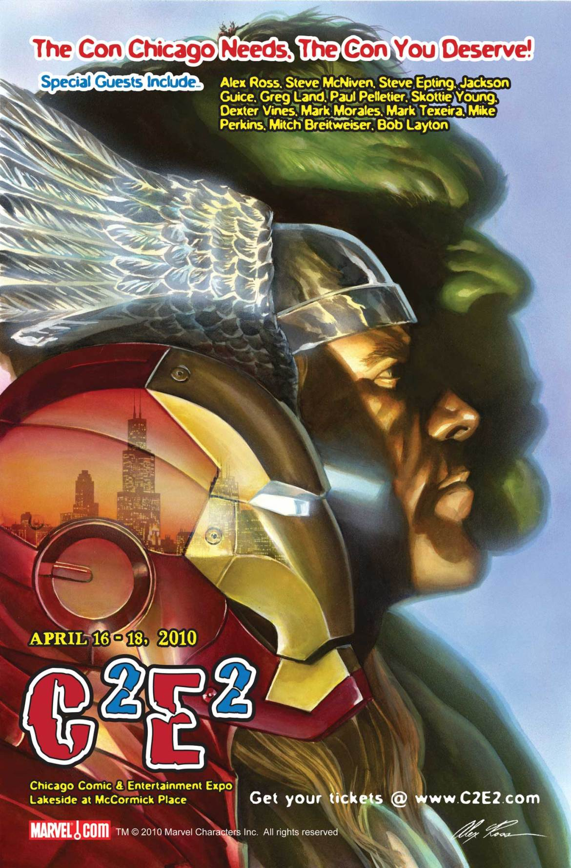 MARVEL_C2E2 Marvel Contests And Giveaways At C2E2