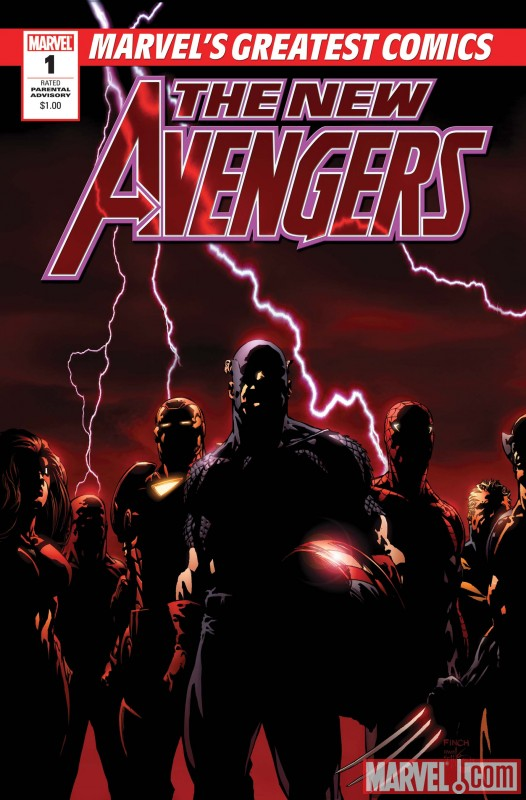 MGC_NewAvengers_01 The Next Wave of Marvel's Greatest Comics Costs Only $1.00