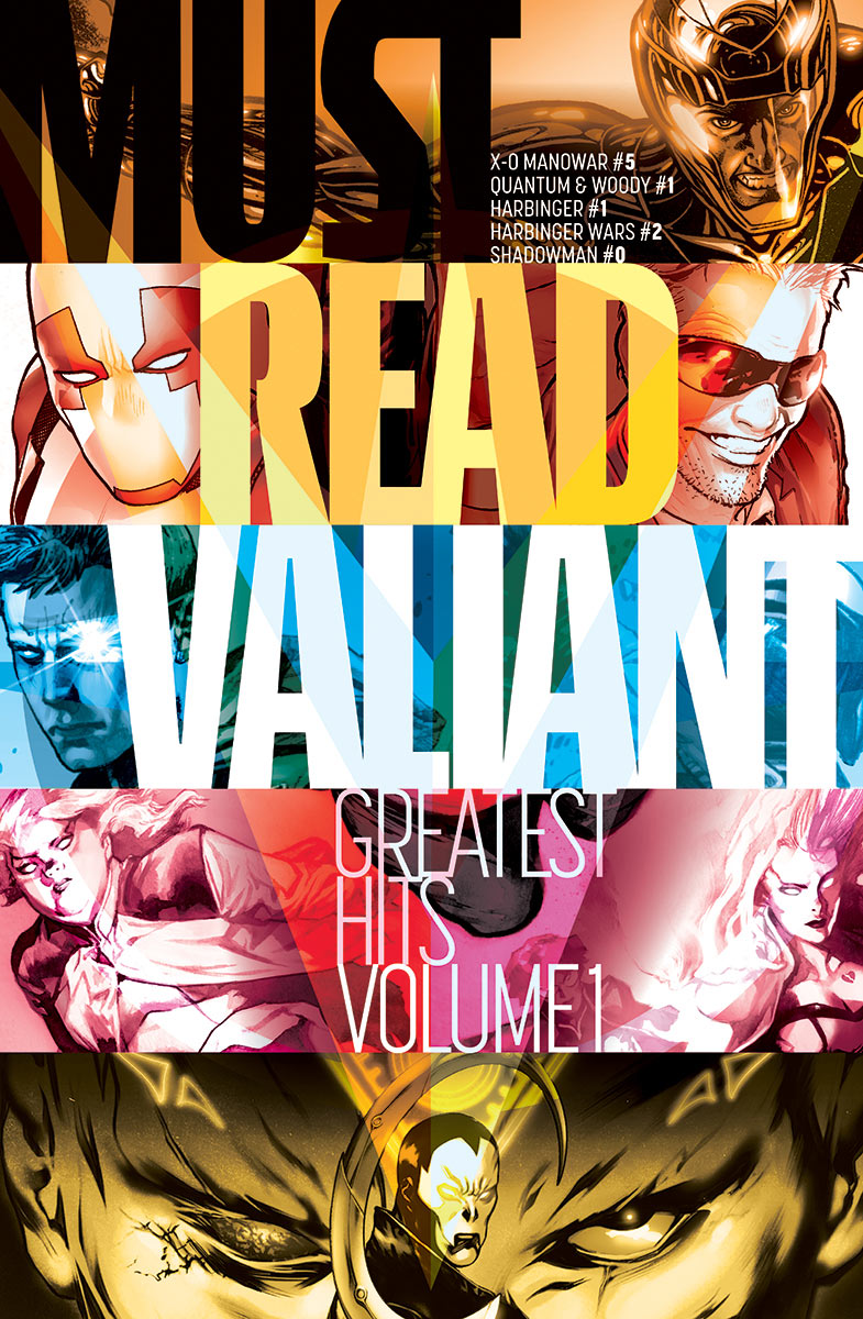 MUST-READ_GREATEST-HITS_001_COVER MUST READ VALIANT: GREATEST HITS #1 coming in January