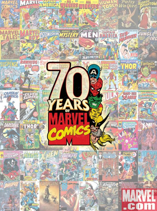 Marvel_70th_Poster Marvel Continues 70th Anniversary Celebration