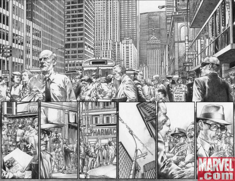 Marvels_EOTC_01_BWPreview4 Marvels Eye of The Camera #1 Preview