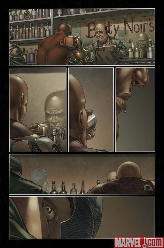 MessiahWar_Prologue_Preview4 X-Force/Cable Messiah War Prologue Preview
