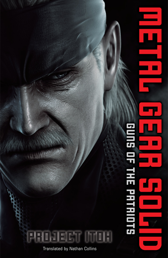 MetalGearSolid METAL GEAR SOLID: GUNS OF THE PATRIOTS explores key characters
