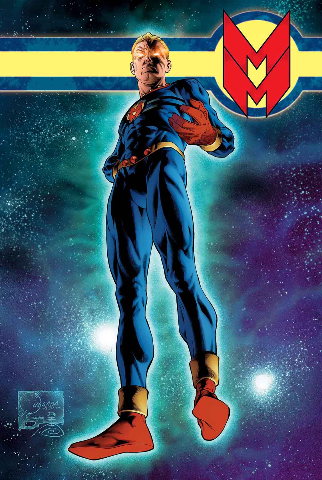 Miracleman_1_Quesada_Cover Marvel to publish new Neil Gaiman MIRACLEMAN stories