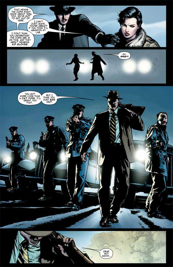 MysteryMen_1_Preview6 First Look at the mysterious MYSTERY MEN