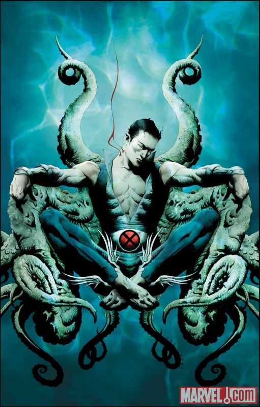 NAMORFM_1_Cover First Look At NAMOR: THE FIRST MUTANT #1