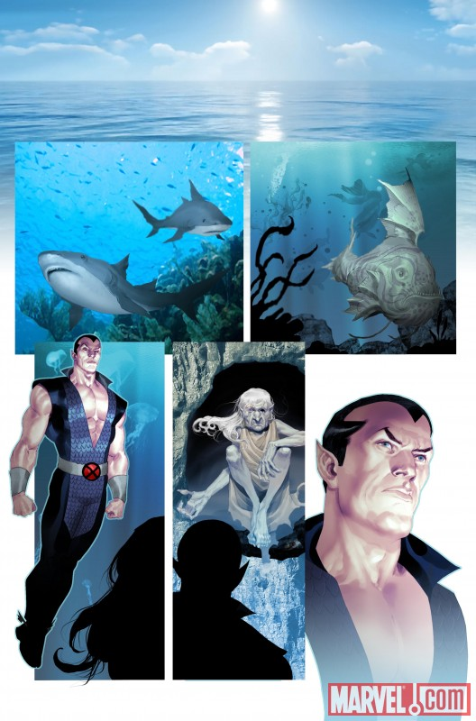 NAMORFM_1_Preview1 First Look At NAMOR: THE FIRST MUTANT #1