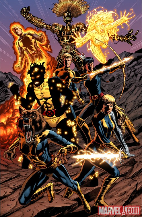 NMFOREV_1_AlCover First Look At NEW MUTANTS FOREVER #1