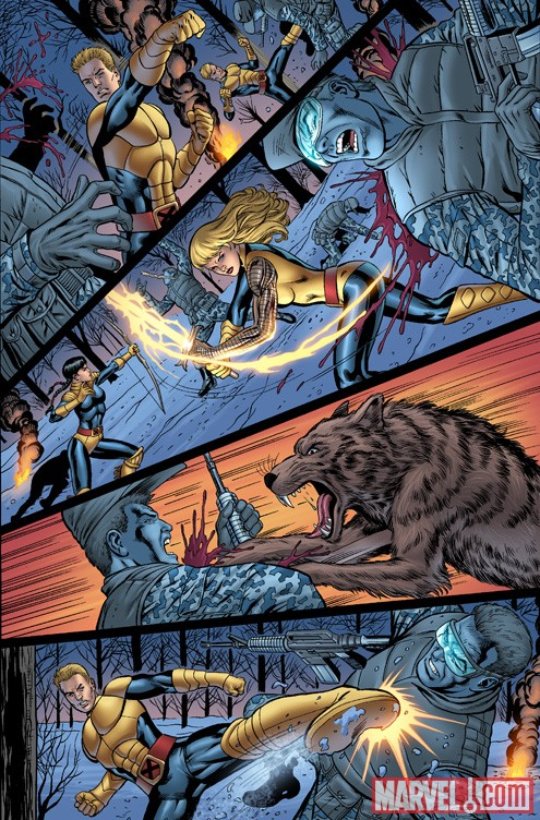 NMFOREV_1_Preview4 First Look At NEW MUTANTS FOREVER #1