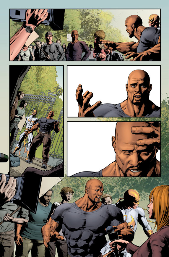 NewAvengers_24_Preview2 First Look at NEW AVENGERS #24