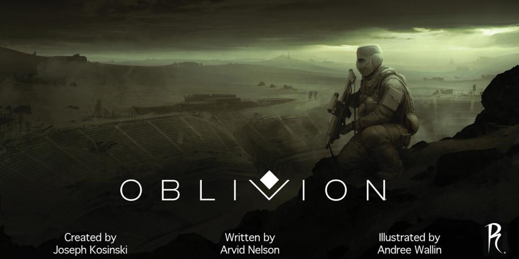 Oblivion_Preview_Cover_lowres Disney aquires film adaptation of Radical's OBLIVION