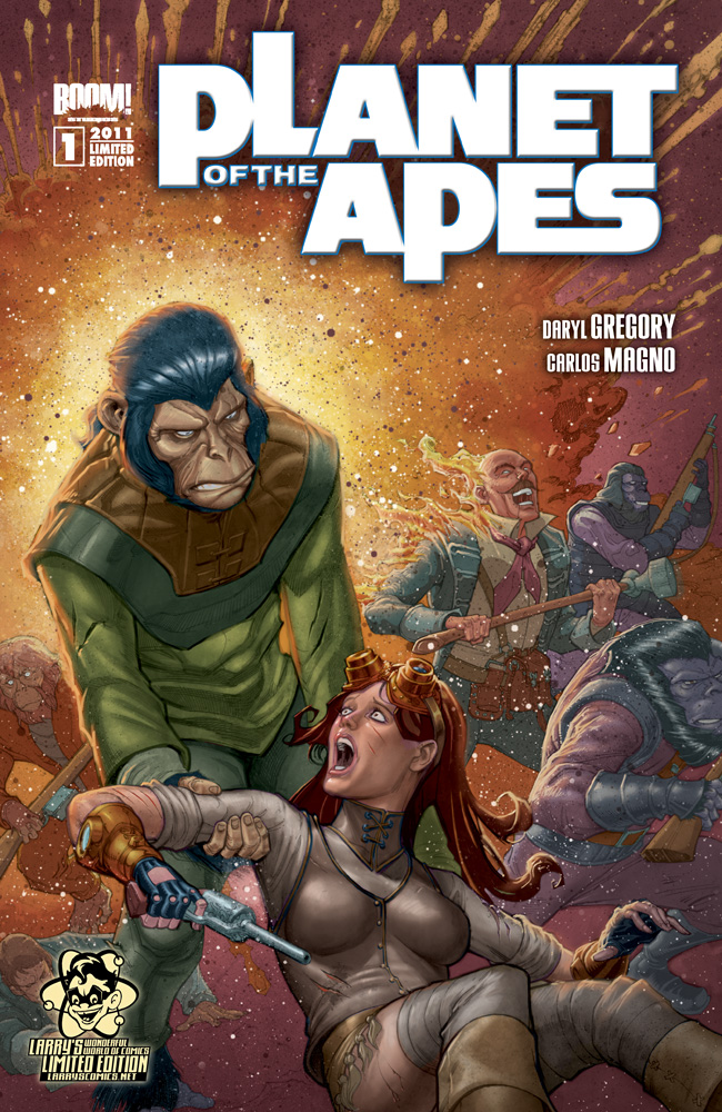 Planet_of_the_Apes_01_CVR_LARRYS_VARIANT First look at PLANET OF THE APES #1