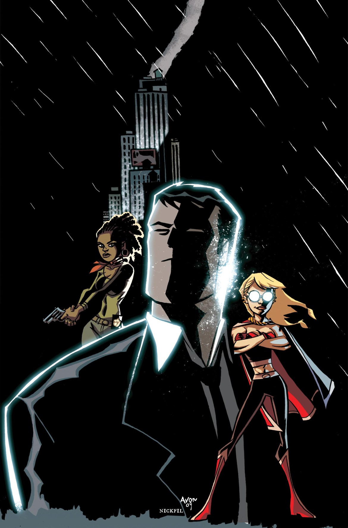 Powers_01_Cover Bendis and Oeming's Powers returns with all new series